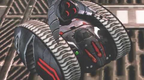 Kane's Wrath - Mantis sounds (firing, moving idle)