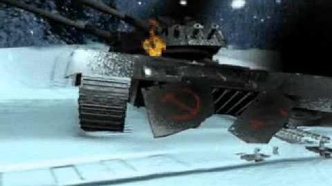 C&C Red Alert - Retaliation - Snow Field