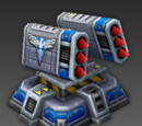 Missile turret (Red Alert Mobile)
