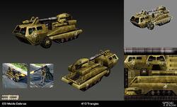 Mobile Defence Platform