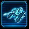 CNC4 Spartan Tank Cameo