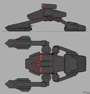 TW Stealth Tank - schematic