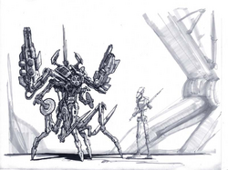 Buzzsaw droid