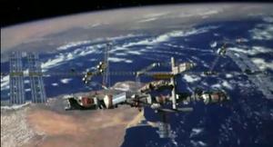 Soviet space station
