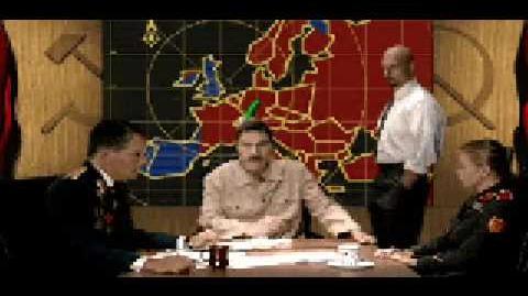 C&C Red Alert Soviet mission 12 briefing