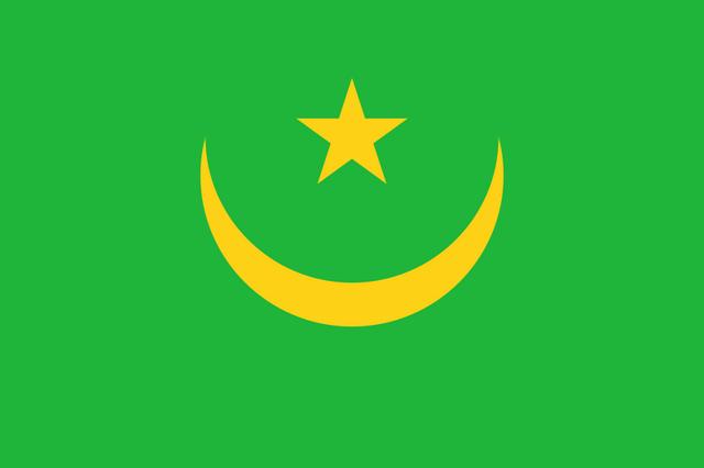 File:Flag Mauritania.png