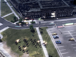 CNCTW Nod Attacking Pentagon