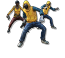 Rabble squad
