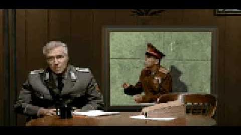 C&C Red Alert - Allied mission 9 briefing