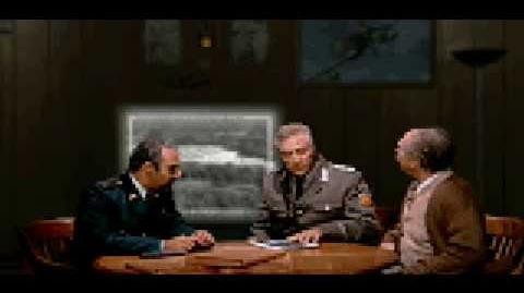 C&C Red Alert - Allied mission 6 briefing
