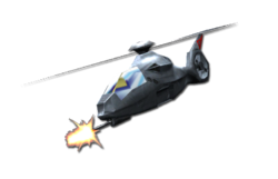 CNCR Comanche Helicopter