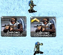 Chrono commando