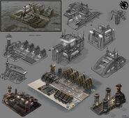 TW Airfield Concept Art