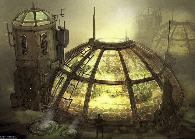 File:CNCTW Tiberium Silo concept art.jpg