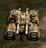 Mammoth adaptive