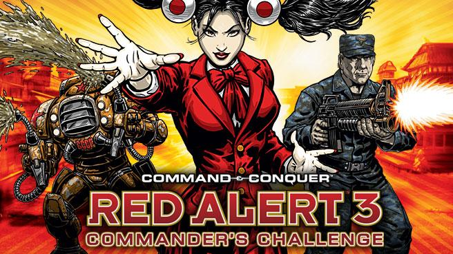 Red Alert 3 Commander's Challenge ~ Trophy Guide and Road ...