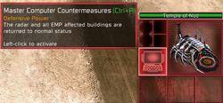 CNC3 TW Nod Master Computer Countermeasures