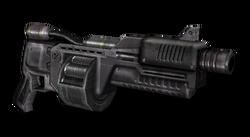 CNCR Grenade Launcher Render