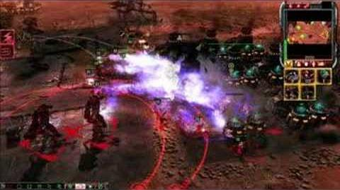 Command & Conquer 3 Kane's Wrath- Single Player Trailer