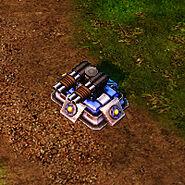 Multigunner Turret Peacekeeper