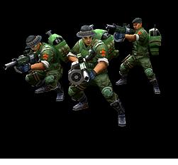 Gen2 APA Saboteur Squad