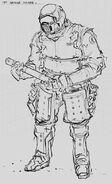 CNCTW Grenadier Concept Art 4
