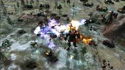 Command & Conquer 3 Kane's Wrath - Nod Trailer