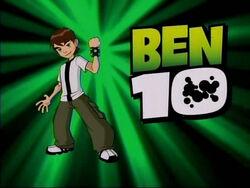 Ben 10 entry