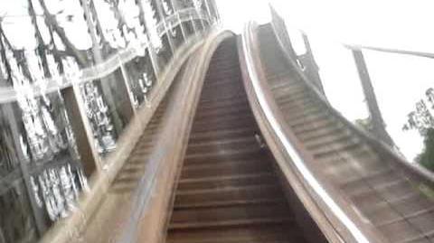 Mean Streak (Cedar Point) - OnRide - (480p)
