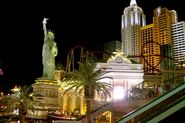 Roller Coaster @New York, New York Hotel & Casino1