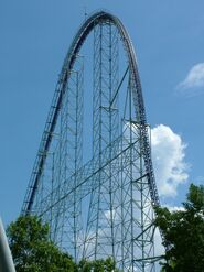 Millennium Force Drop