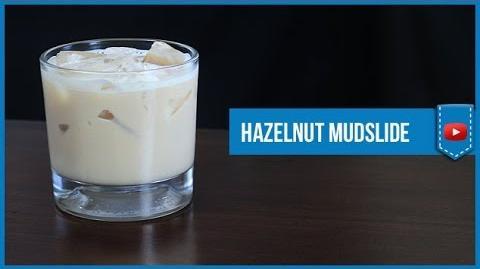 Hazelnut Mudslide Cocktail- How to make Video Cocktail Recipe by Drink Lab (Popular)