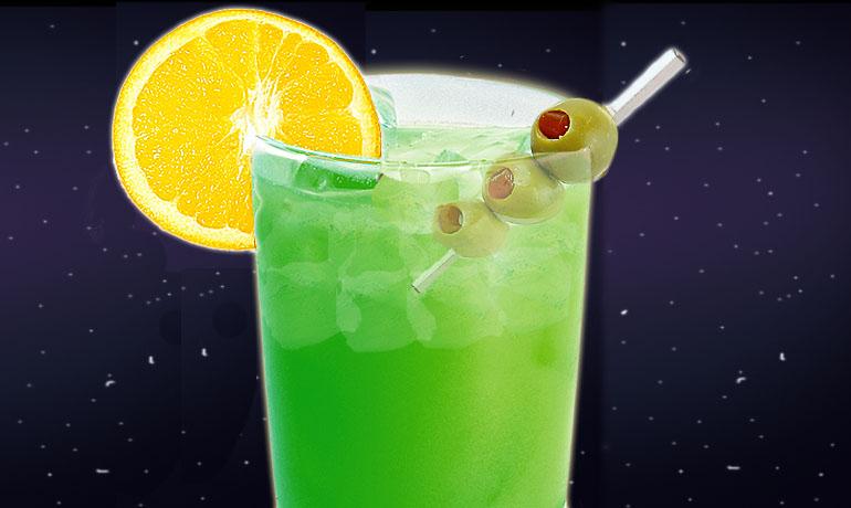 Pan Galactic Gargle Blaster | Cocktails Wiki | Fandom ...