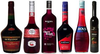 Cherry Brandy brands