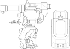 M48 RoundHammer-Side(方)