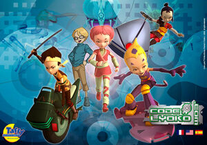 Lyoko warriors