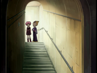 New Order Aelita finds an exit image 1