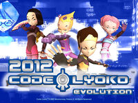 Codelyokoevolution