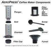 Aeropress system new