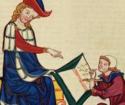 Codex Manesse Konrad von Würzburg