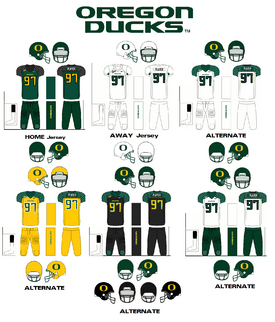 NCAA-Pac-12-Uniform-Oregon Ducks