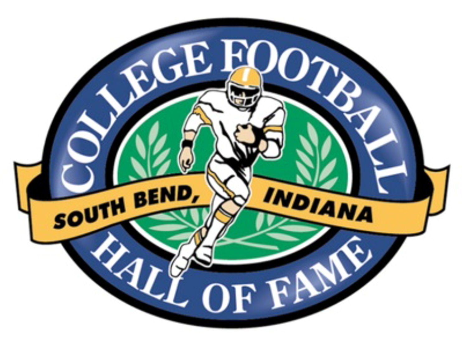 College Football Hall of Fame Logo College Football Hall of Fame