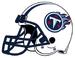 NFL AFC Helmet TEN-574px Right Face
