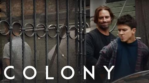 Colony 'Life Lesson' from Episode 102