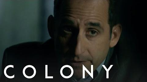 Colony 'The Darkest Hour' - Thursdays 10 9c