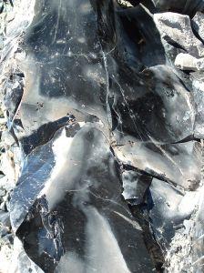 352538 obsidian - closeup