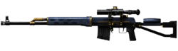 Hawk's Dragunov SVDS High Resolution
