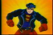 1996 kenner superman action figures superboy