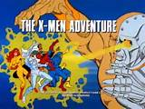 The x-men adventure