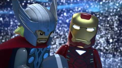 LEGO Marvel Super Heroes Maximum Overload Ep